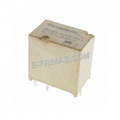ACTB2LB3A27 Panasonic Preve Suprima S Exora Bold Fuse Box Mini Relay 5Pin 12V