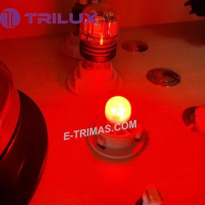 ORIGINAL TRILUX T10 W5W 4090 LED Indicator Dashboard Meter Bulb 12V 6500K