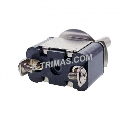 HX-1005 2 Pin On-Off Toggle Switch (2PCS)