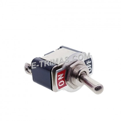 HX-1005 2 Pin On-Off Toggle Switch (2PCS)