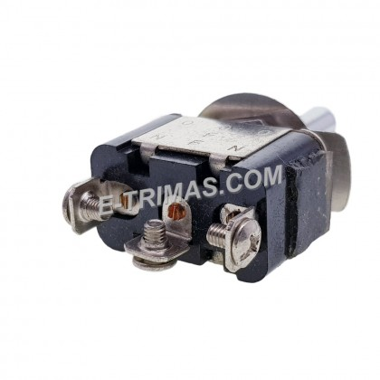 3 Pin On Off On Toggle Switch (2PCS)