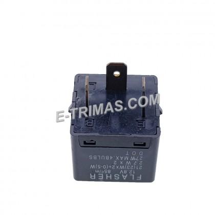 066500-5570 Daihatsu Perodua Toyota Vios Altis Camry Turn Signal Flasher Relay Unit