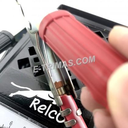 Automotive Battery Tester 125 Amp for Car Motorcycle 12V 6V