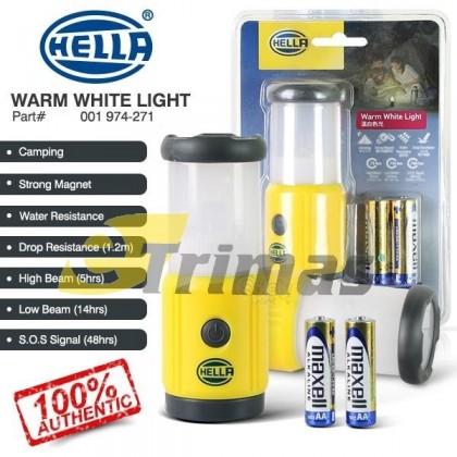 HELLA 360 LED Lantern Light SOS Hiking Camping Car Break Down
