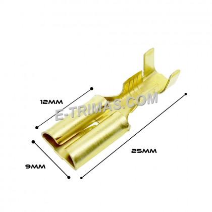 HX3464 Japan Honda Type Female Fusible Link Terminal Clip (10PCS)