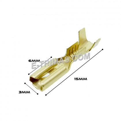 HX3554 HX2831 Automotive Non Insulated Terminal Cable Lug