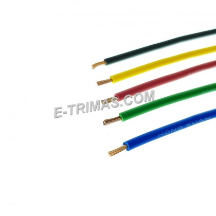 18 AWG Automotive Flexible Pure Copper Wire Gauge Cables AWG18 (10M)