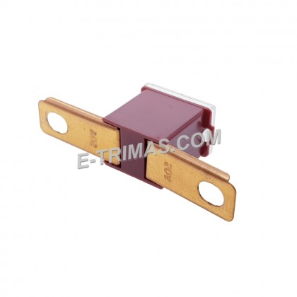 L Series Automotive Cartridge Main Fuse Link Bent Male Bolt In Type