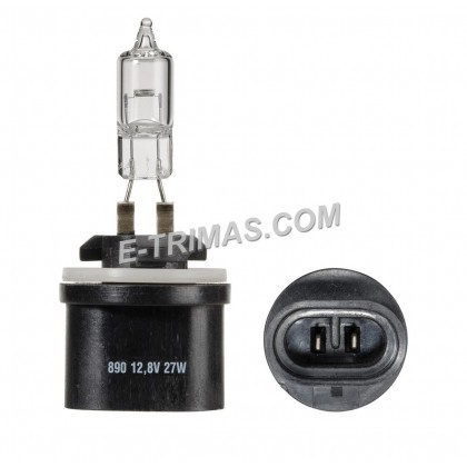 880 TRILUX Halogen Fog Lamp Bulb H27W (1PC)