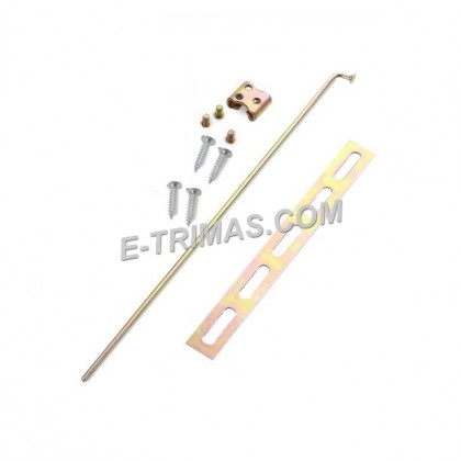 Compact Car Central Door Lock Actuator Gun