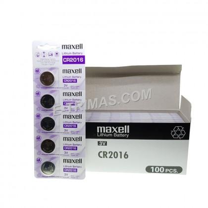 WHOLESALE Maxell Japan CR2032 CR2025 CR2016 Lithium Battery 3V