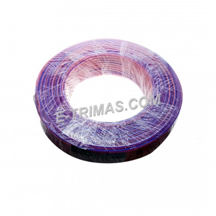 10 METER AWG18 2 Core Twin Flat Pure Copper Speaker Wire Cable