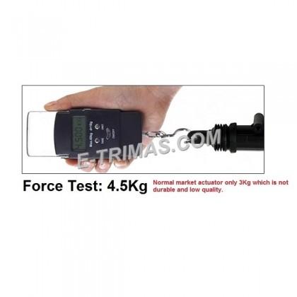 5 Way Universal Type Door Gun Central Lock Actuator For Myvi Viva Alza