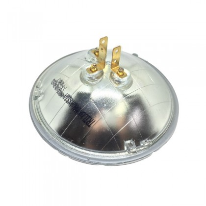 """5"""" Round 24V 3 Pin Quality Halogen Sealed Beam Truck Lorry Trailer 75/70W"""