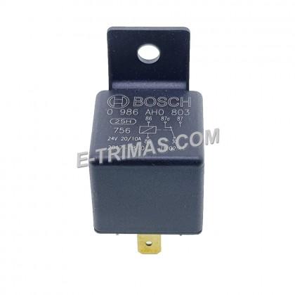 0986AH0803 Original Bosch Automotive Relay 24V 87a Lorry Truck