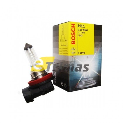 0986AL1530 Bosch H11 Automotive Car Halogen Bulb Lamp