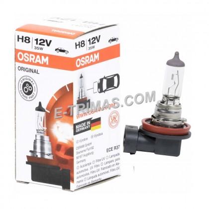 64212 Osram ORIGINAL H8 35W 12V Halogen Bulb Myvi Sport Fog Light Lamp