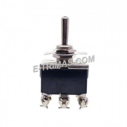 HX-1007 6 Pin On-Off-On Toggle Switch