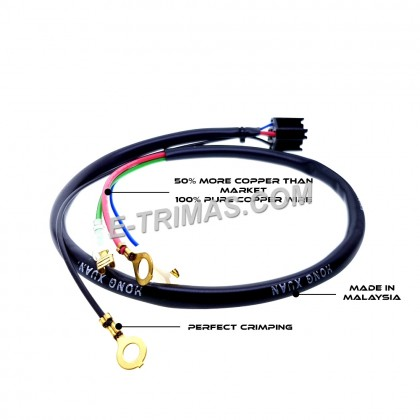 Perodua Axia Bezza Starter Wire Kit Malaysia