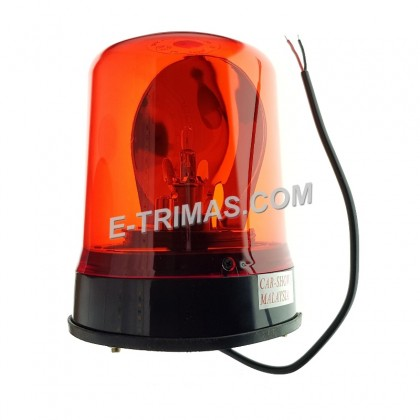 Britax Type Quality 370 Series Halogen Rotating Beacon Lamp 12V 24V Compatible
