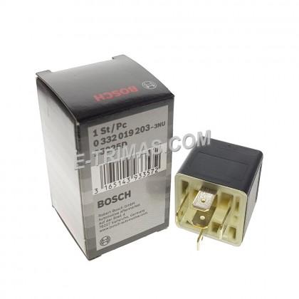 0332019203 Original Bosch 5 Pin 24V Relay Made in Portugal