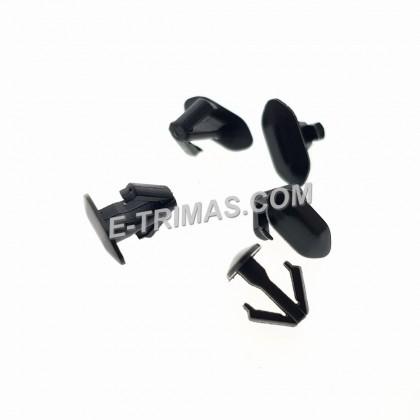 Honda Rear Door Sealing Strip Retainer Car Body Clip (5PCS)