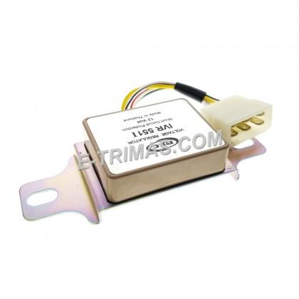 IVR551 REC 12V Voltage Regulator Electronic Type Short Circuit Protection Toyota