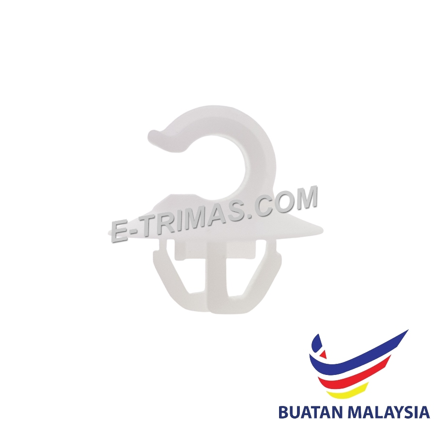 Proton Wira Waja Saga Blm Fl Flx Exora Iswara Gen 2 Hood Bonnet Rod Stand Clip